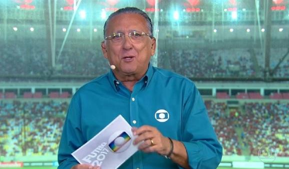Galvão Bueno Globo