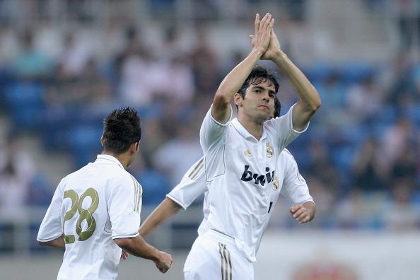 Brasileiro Reinier apresentado no Real Madrid