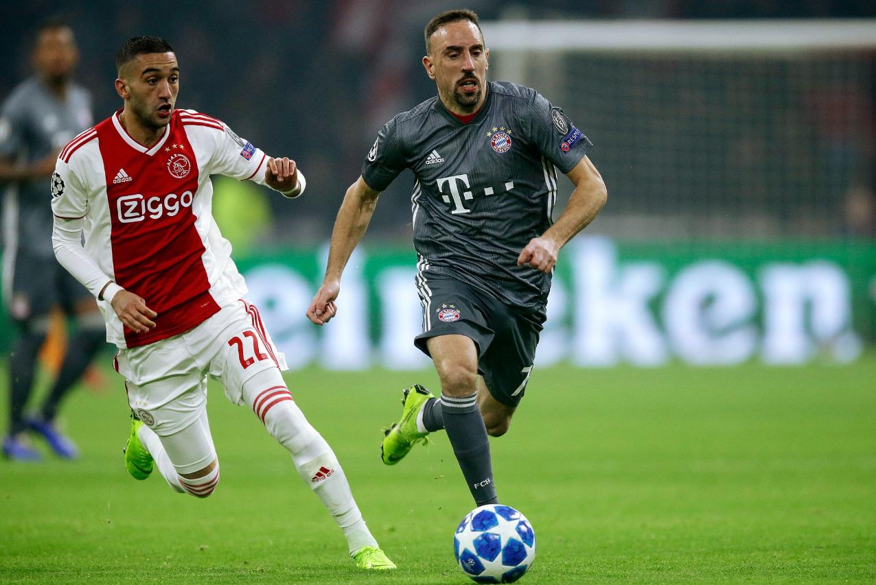 próximo jogo do Bayern