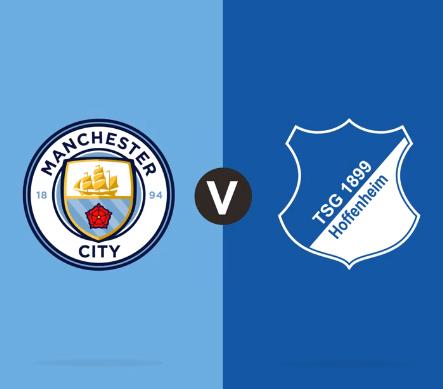 Manchester City x Hoffenheim