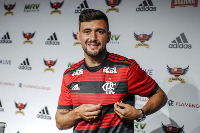 Flamengo reforços 2019