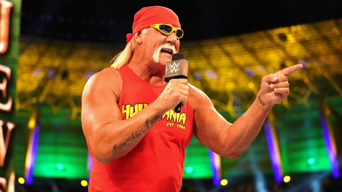 Hulk Hogan estará presente no próximo Monday Night Raw