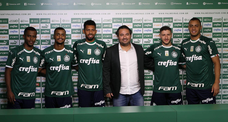 Palmeiras - mercado da bola