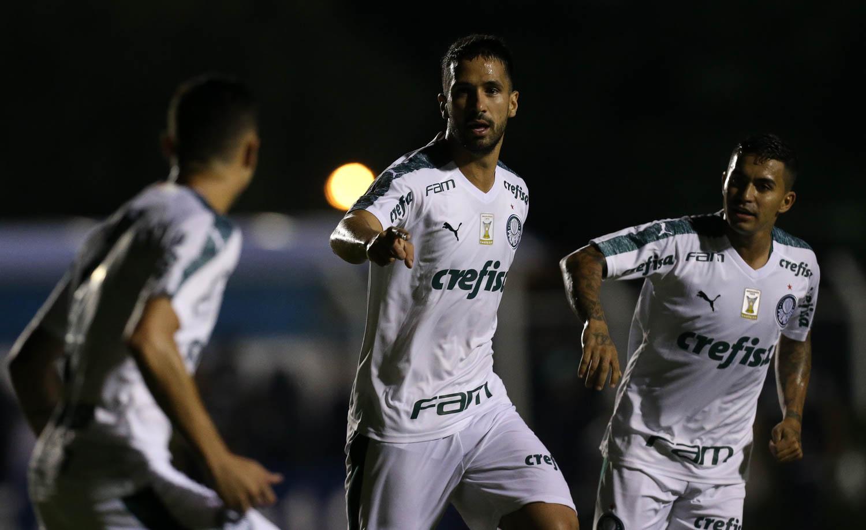 Palmeiras poderá perder Luan por até um mês e meio, após lesão na coxa do zagueiro ser constatada em exames.