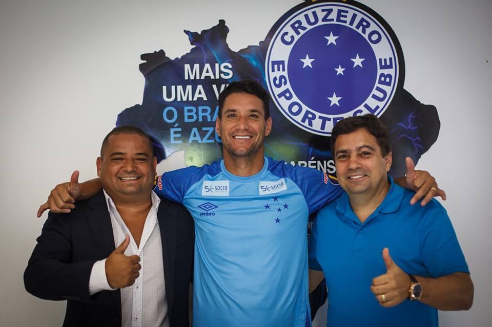 Thiago Neves brilhou por Fluminense e Cruzeiro