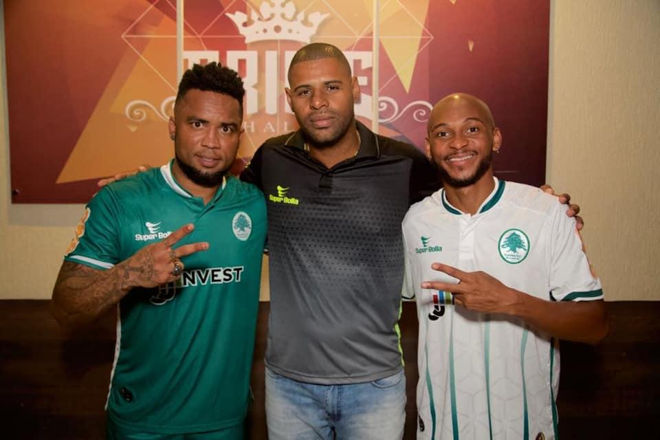 Carlos Alberto e Tartá vão disputar o Campeonato Carioca 2019