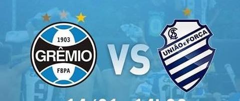 Grêmio x CSA