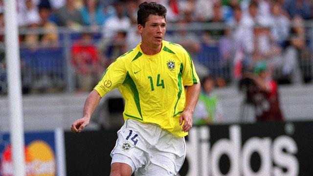 Anderson Polga na Seleção