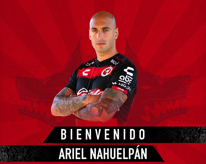 Ariel Nahuelpán