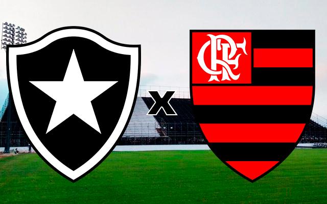 Botafogo x Flamengo: saiba onde assistir ao jogo AO VIVO na TV