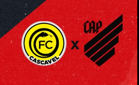 Cascavel x Athletico