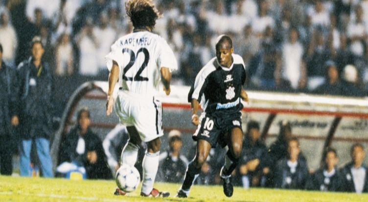 Corinthians Completa 19 Anos De Empate Com O Real Madrid