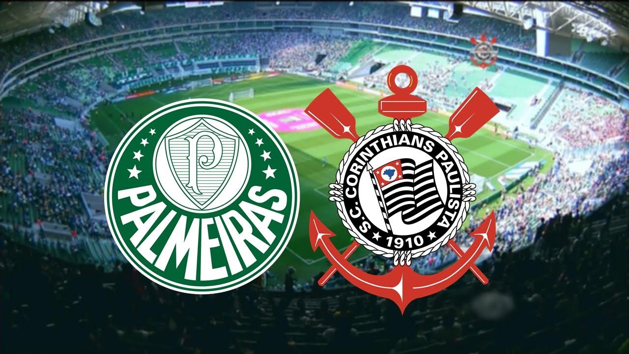 Resultado de imagem para Palmeiras x Corinthians