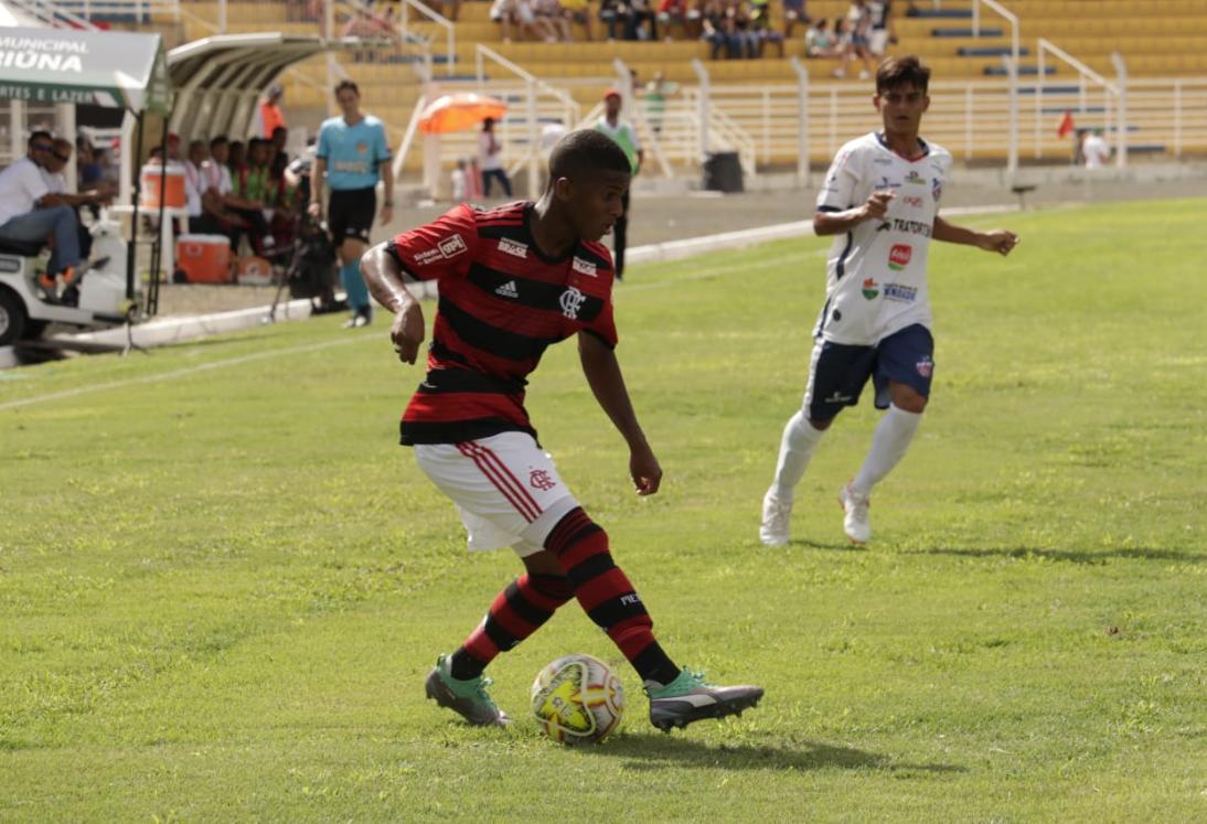 Jaguariúna 0 x 4 Flamengo