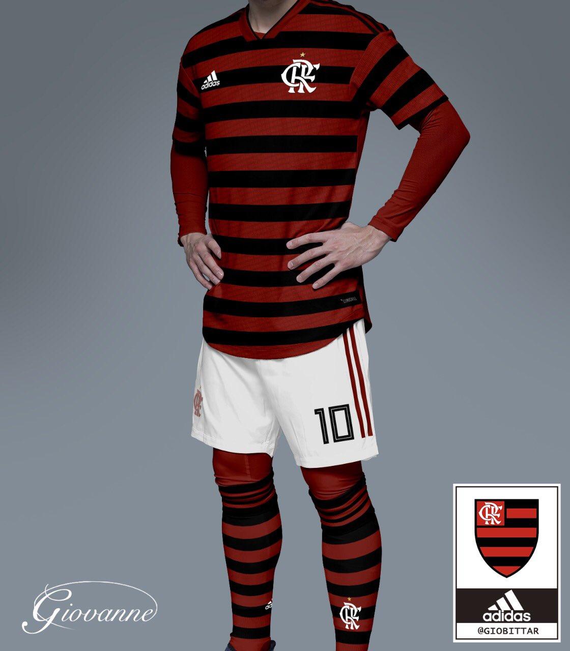 528eaa3ea6 Veja supostos novos uniformes do Flamengo para a temporada 2019