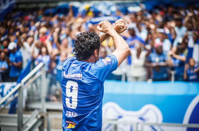 Cruzeiro x Atlético quartas de finais da Copa do Brasil Mineirão camisa 9 da Raposa artilharia da Copa do Brasil
