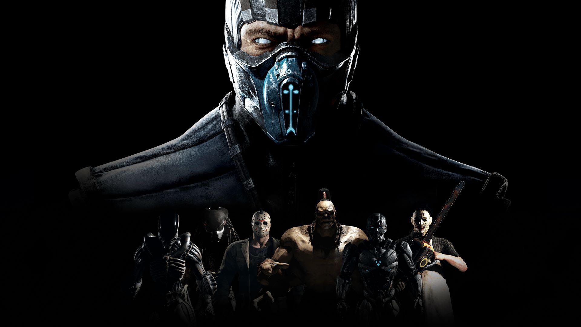Mortal Kombat XL BG