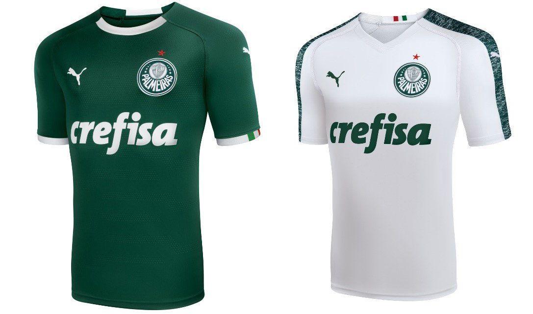4934f997c Enquete: Você aprova os novos uniformes do Palmeiras para 2019?