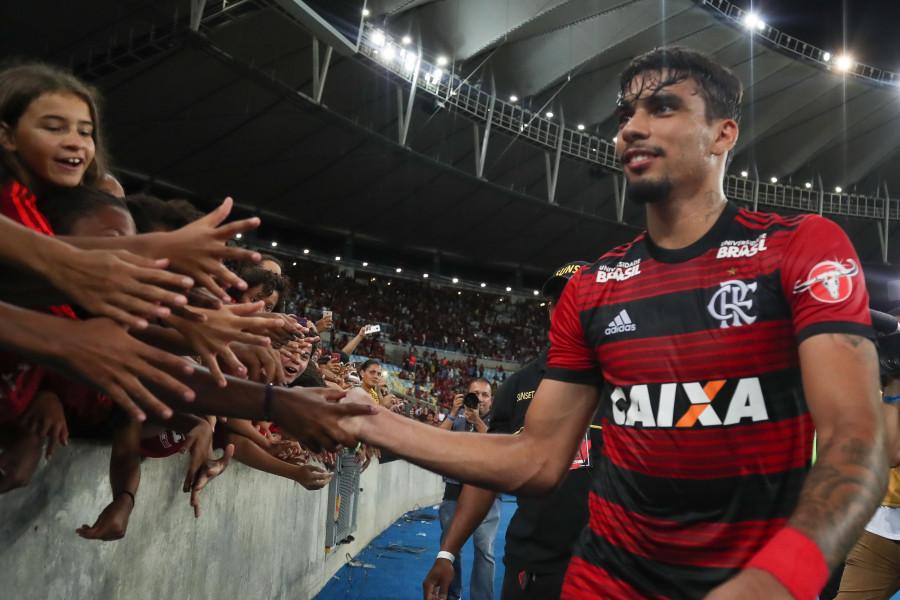 Paquetá, Flamengo