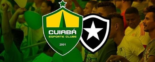 Cuiabá x Botafogo ao vivo