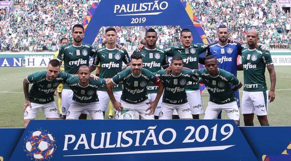 Palmeiras divulgou primeira parcial de ingressos vendidos para o confronto diante do Ituano.