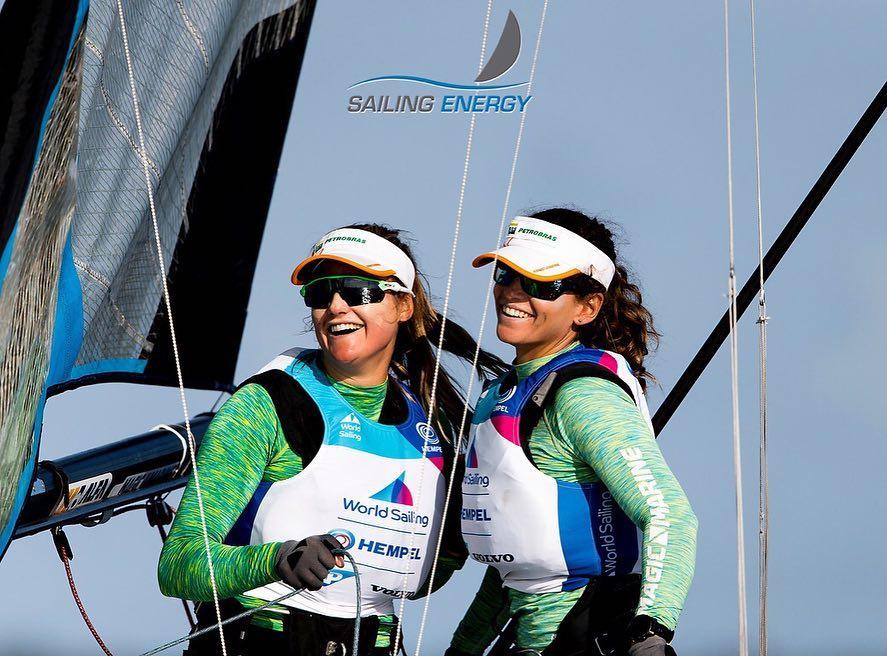 Martine e Kahena em Miami