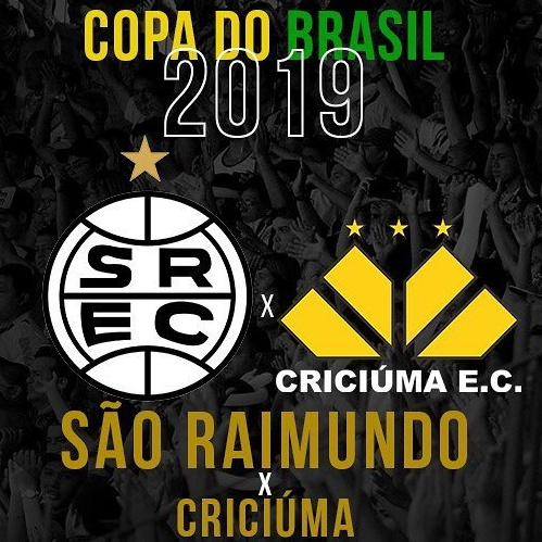 São Raimundo-PA x Criciúma