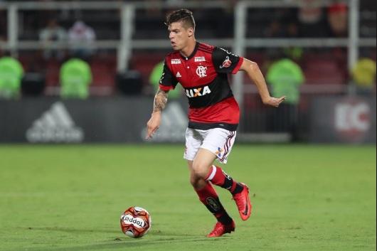 Negociação Santos Flamengo