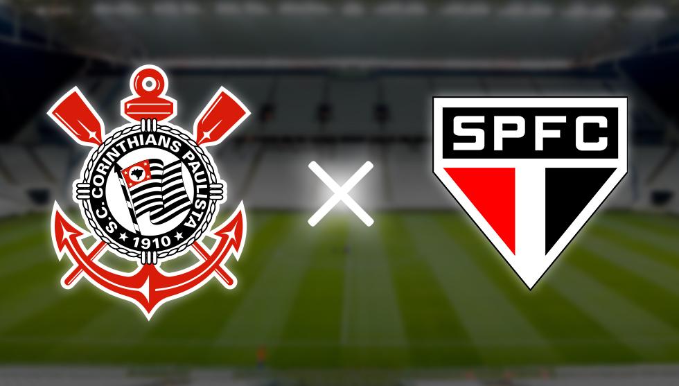 Corinthians x São Paulo: local, horário, escalação e transmissão