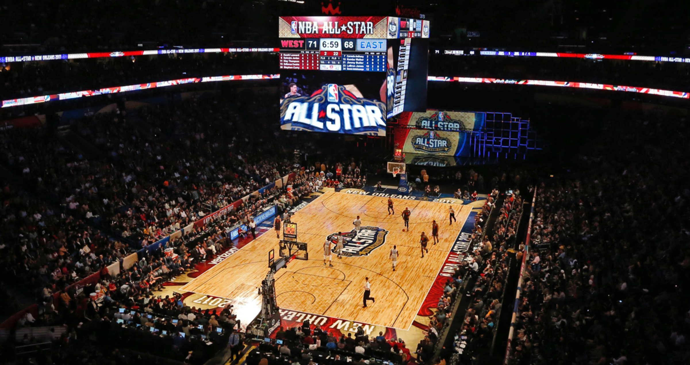 All Star Game NBA: saiba quais são os atletas que mais jogaram