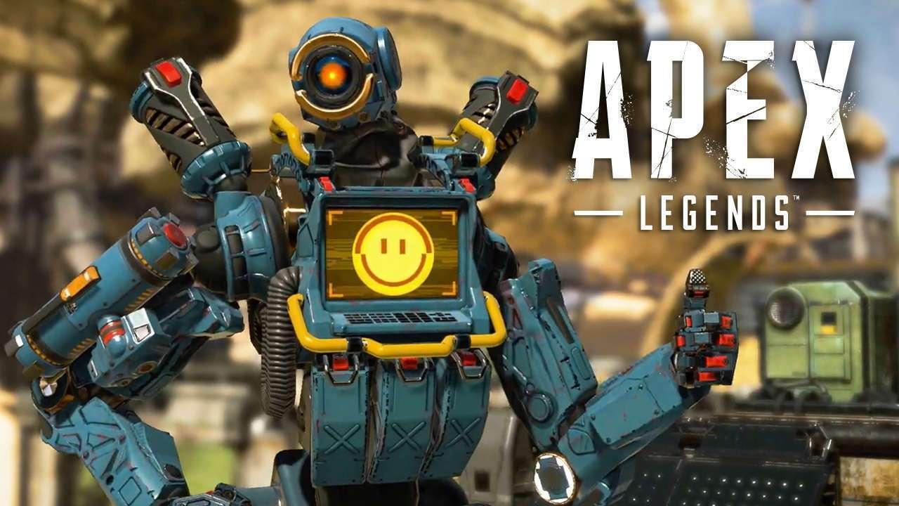 Apex Legends mostra bug em hitbox