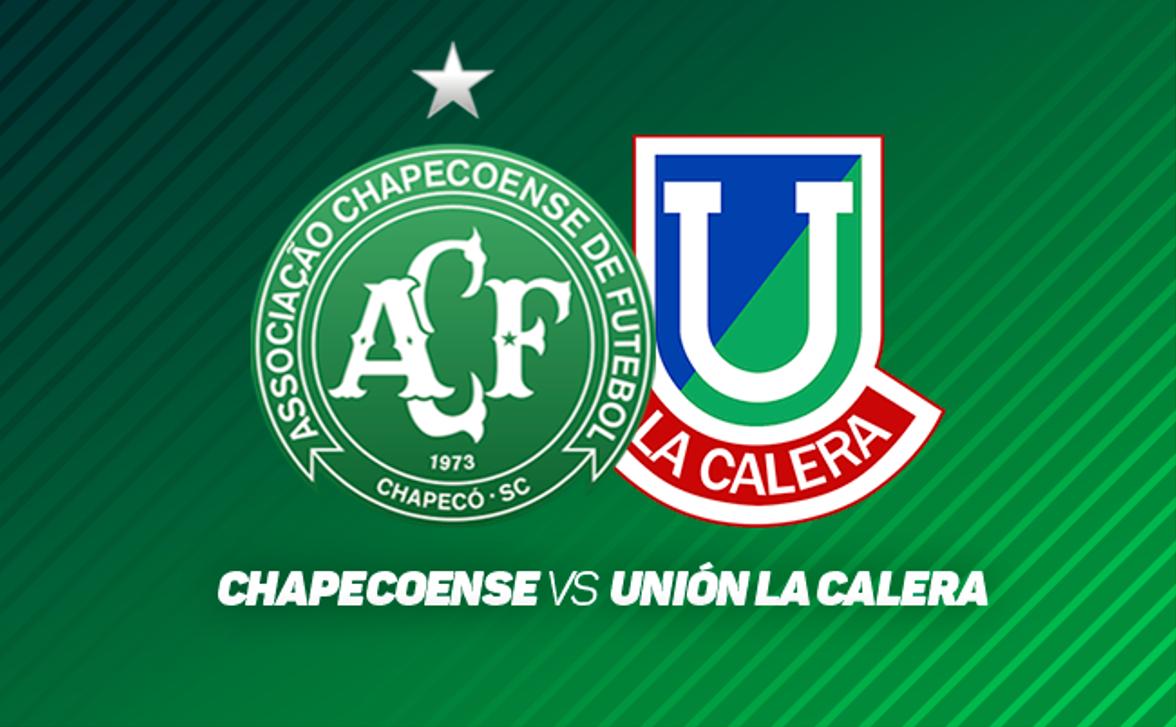 Chapecoense x Unión La Calera