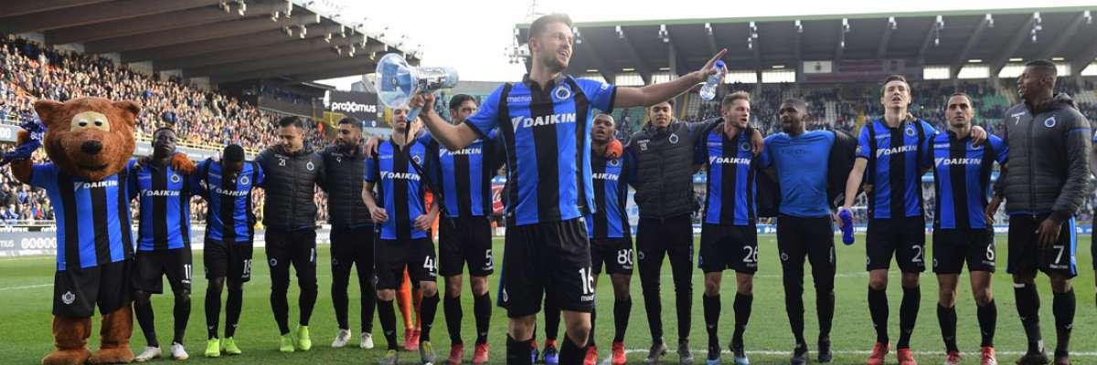 Campeonato Belga: Club Brugge vence Racing Genk por 3 a 1