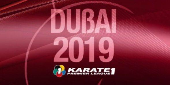Valéria Kumizaki segue com chances de medalha em Dubai