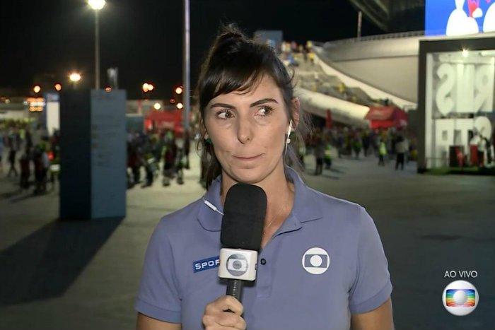 Glenda Kozlowski, da Globo