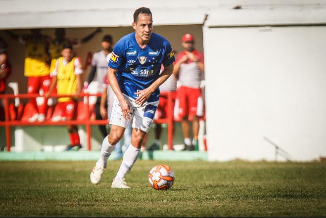 O técnico do Cruzeiro adotou cautela ao falar sobre Rodriguinho