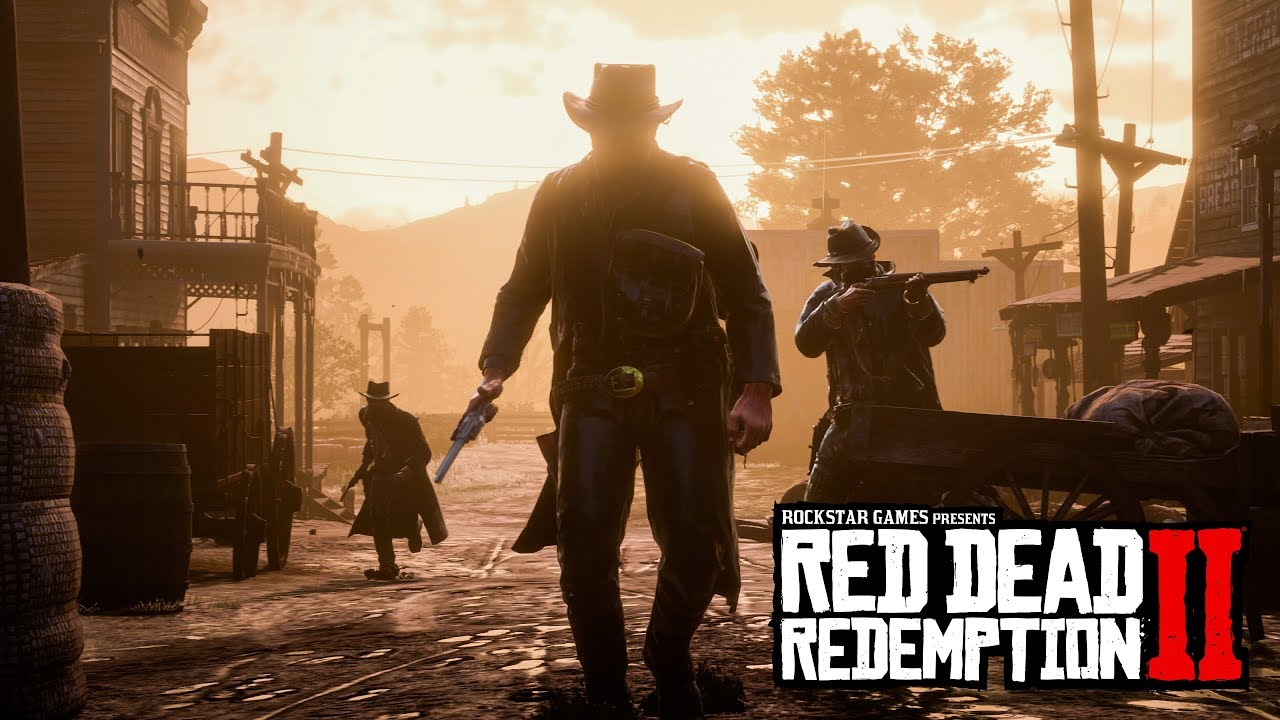 Red Dead Redemption é grande sucesso no mundo dos games