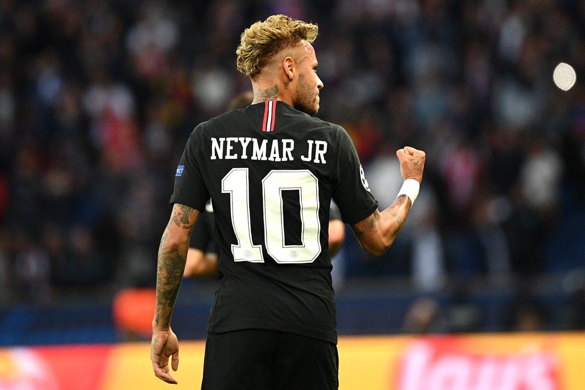 PSG de Neymar é uma das atrações da 9ª rodada da Ligue 1