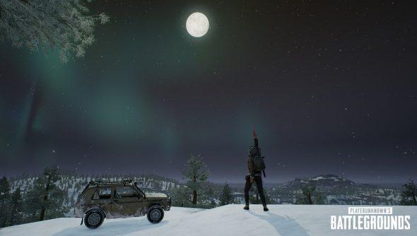 Atualização de PUBG traz novos veículos para o mapa de neve