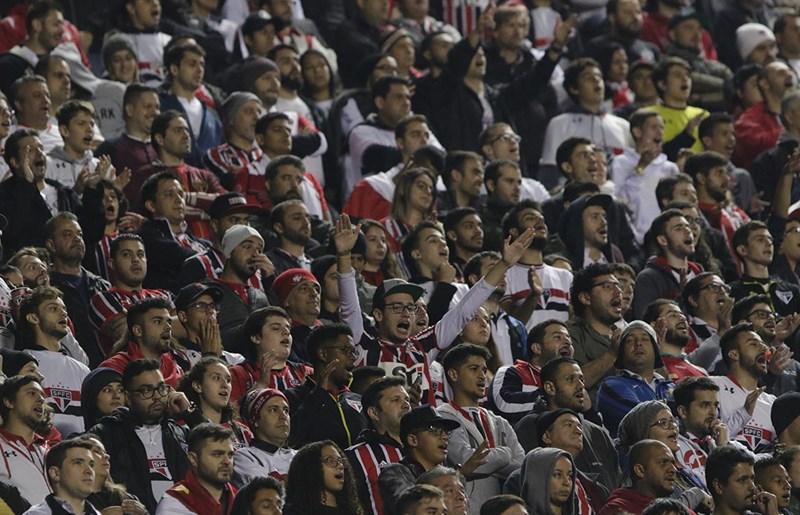 São Paulo espera por bom público contra o Grêmio