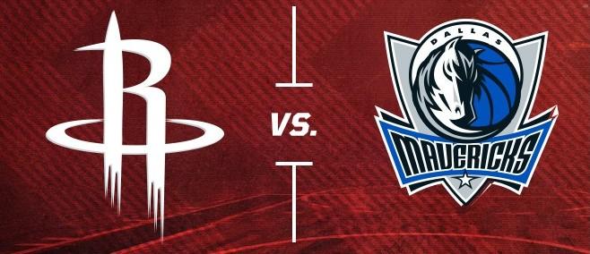 Houston Rockets x Dallas Mavericks: como assistir ao jogo online