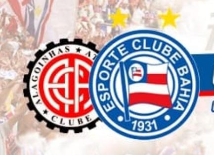 Atlético-BA x Bahia