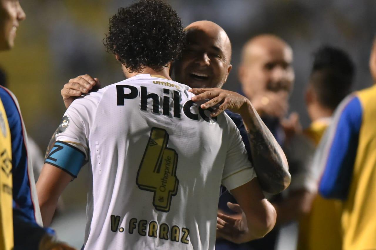 Santos desacreditado na briga pelo título