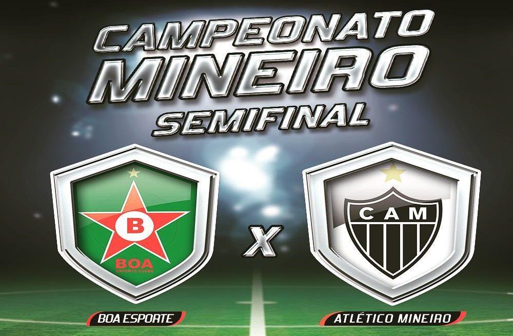 Boa Esporte x Atlético-MG