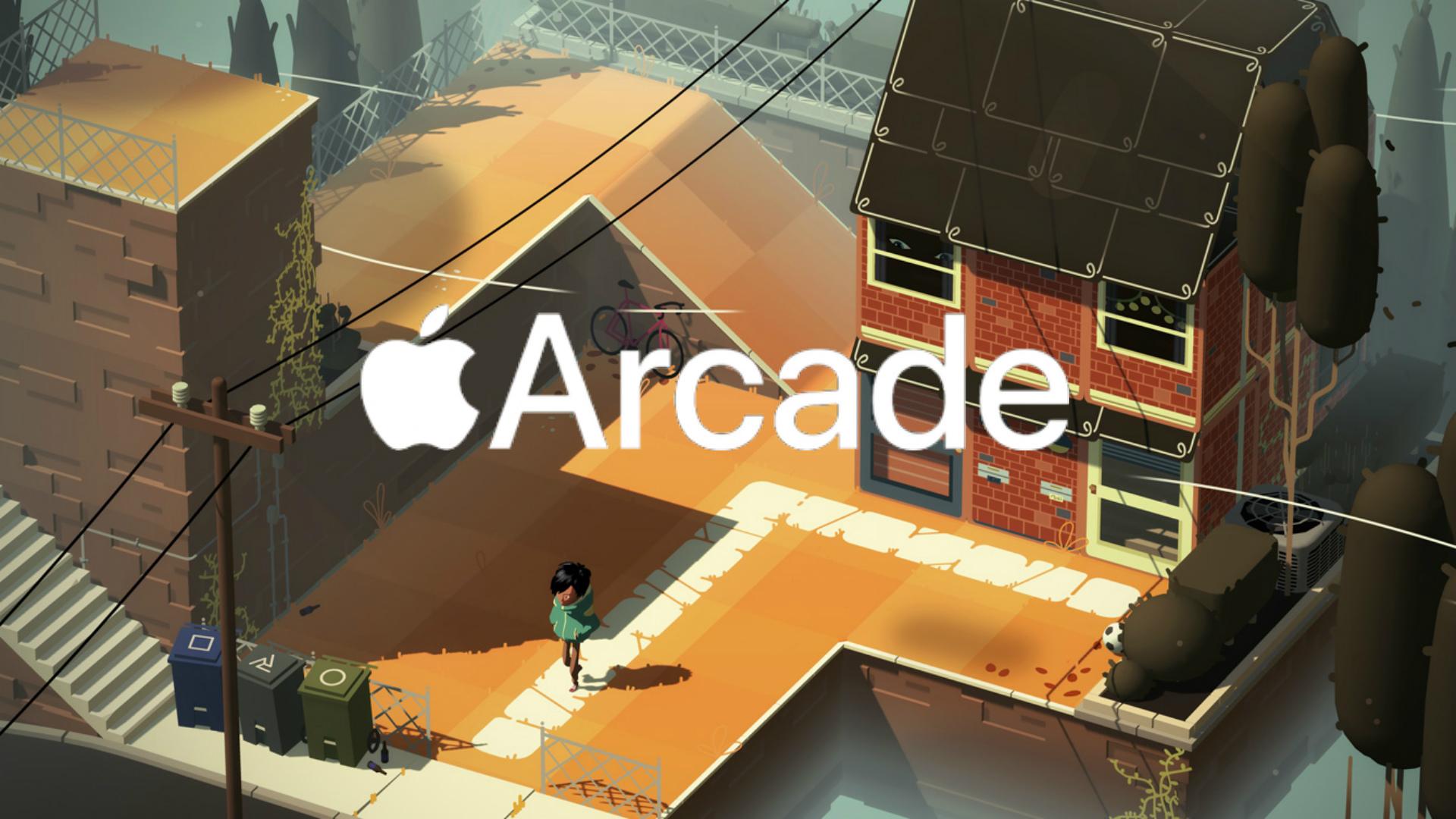 Resultado de imagem para apple arcade