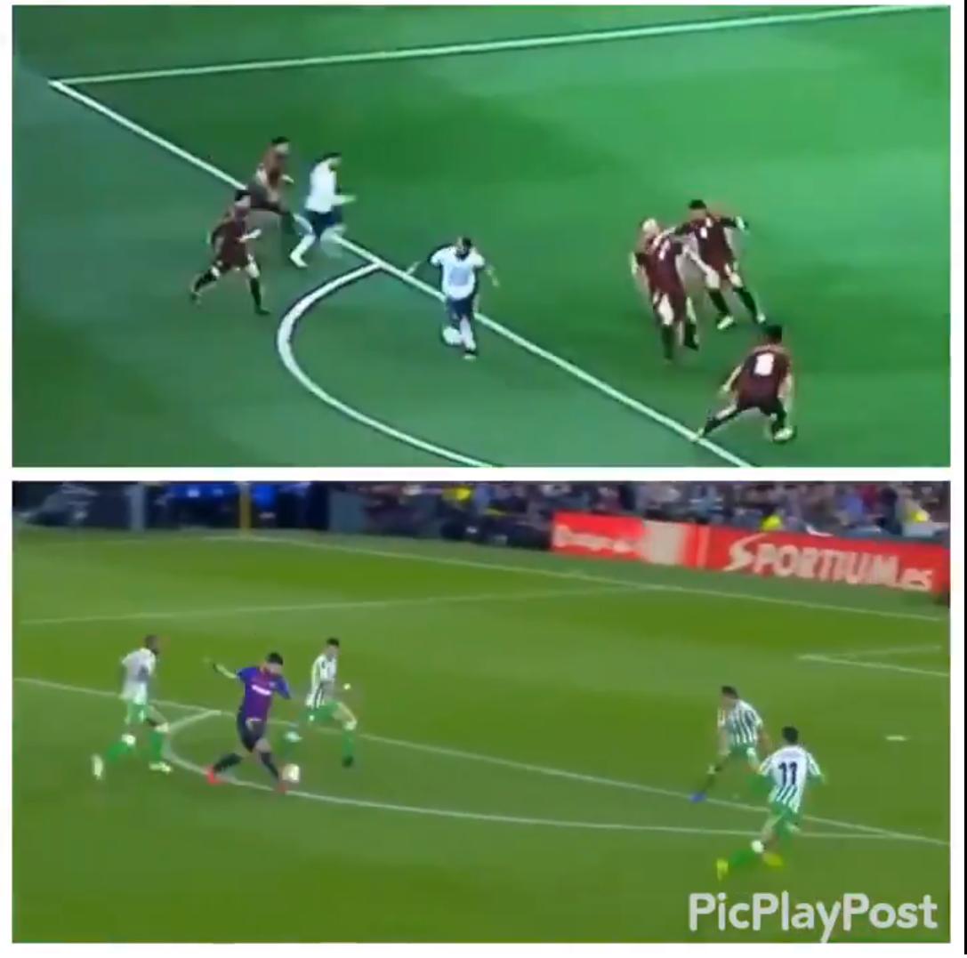 Lance na derrota da Argentina para a Venezuela, que envolveu Messi, repercutiu nas redes sociais.
