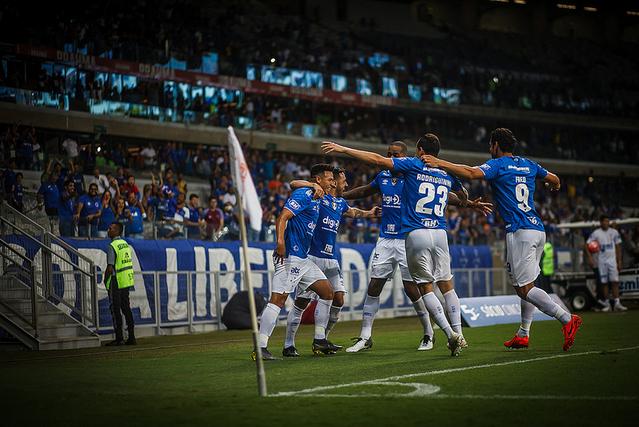 O Cruzeiro já está classificado no Grupo B e busca melhor campanha da primeira fase da Libertadores