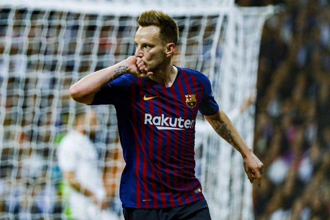 Rakitic quer recuperar espaço no Barça.