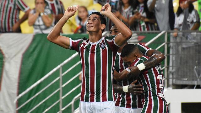 Provável escalação Fluminense