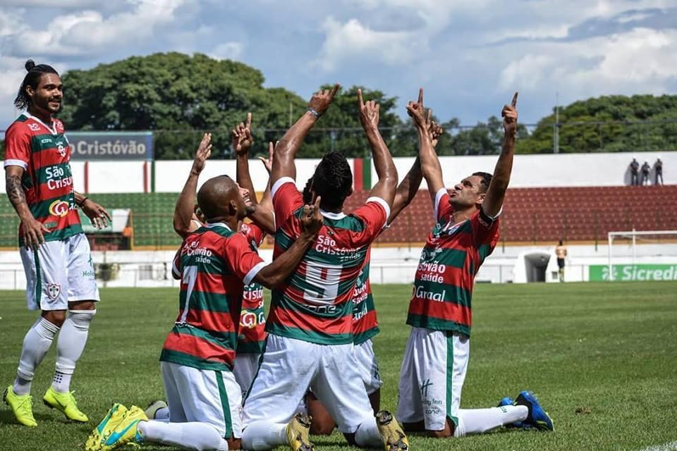 Reprodução/ Instagram oficial Associação Portuguesa de Desportos